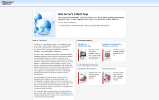 Euroffice Webseiten Screenshot