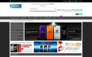 EP Welt Webseiten Screenshot