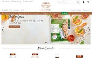 Bärbel Drexel Webseiten Screenshot
