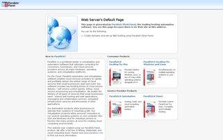 Mein Privat Kaffee Webseiten Screenshot