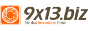 9×13.biz Logo