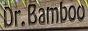 Dr. Bamboo Logo