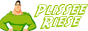 Plissee Riese Logo