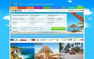 12-Travel Webseiten Screenshot