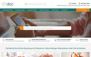 121doc Webseiten Screenshot