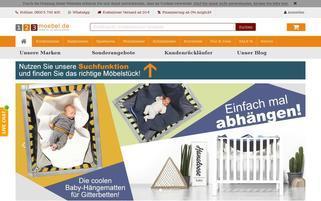 123Möbel Webseiten Screenshot