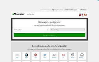 12Neuwagen Webseiten Screenshot
