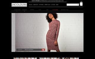 24colours Webseiten Screenshot