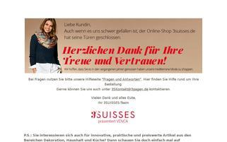 3Suisses Webseiten Screenshot