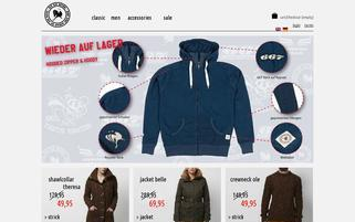 667Shop Webseiten Screenshot
