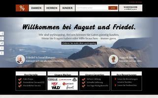 99Shopping Webseiten Screenshot