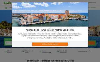 ABFrance Webseiten Screenshot