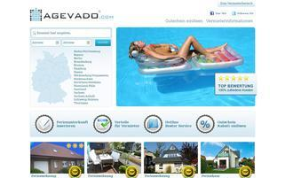 Agevado Webseiten Screenshot