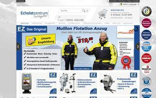 All GPS Webseiten Screenshot