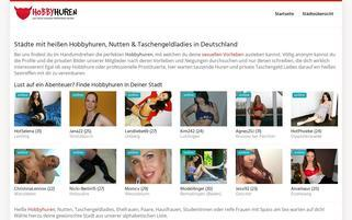 AMBIENTE Webseiten Screenshot