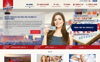 americanchance.de Webseiten Screenshot