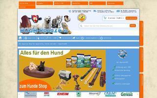 Aqua Pond24 Webseiten Screenshot