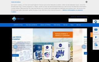 ARAL Webseiten Screenshot