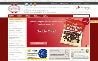 austriansupermarket.com Webseiten Screenshot