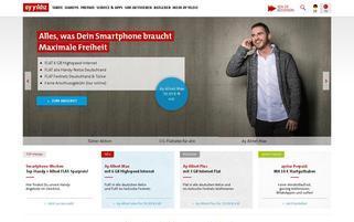 AY YILDIZ Webseiten Screenshot