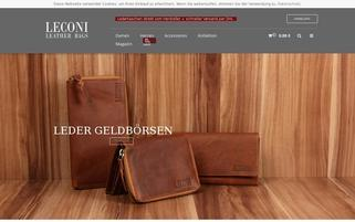 BAGDEPOT Webseiten Screenshot