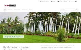 bali-garten-fahnen.de Webseiten Screenshot