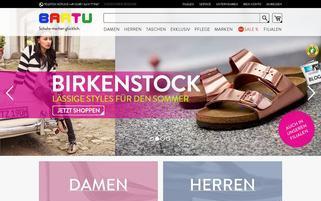 bartu.com Webseiten Screenshot