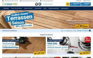 BBQ-Shop24 Webseiten Screenshot