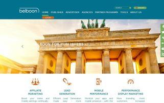 belboon.com Webseiten Screenshot