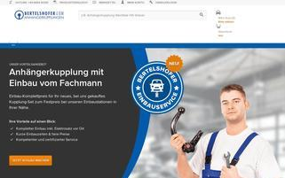 Bertelshofer Webseiten Screenshot