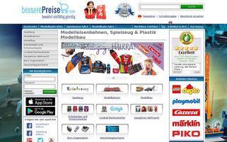 besserePreise Webseiten Screenshot