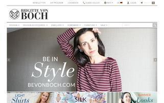 bevonboch.com Webseiten Screenshot