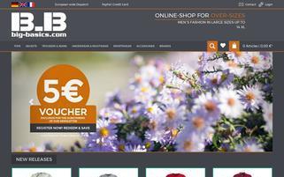 Big-Basics.com Webseiten Screenshot