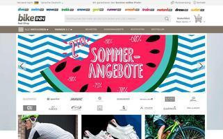 bikeinn.com Webseiten Screenshot