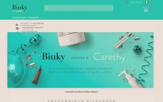 biuky.it Webseiten Screenshot