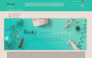 biuky.pt Webseiten Screenshot