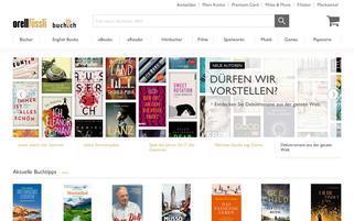 bol.ch Webseiten Screenshot