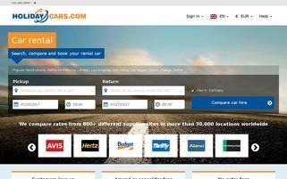 Booking Monkey Webseiten Screenshot
