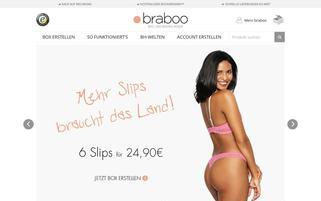 braboo.de Webseiten Screenshot