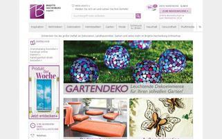 Brigitte Hachenburg Webseiten Screenshot