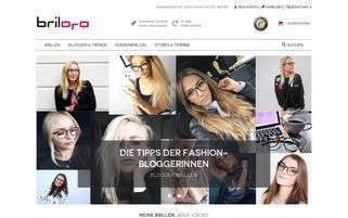 briloro.de Webseiten Screenshot