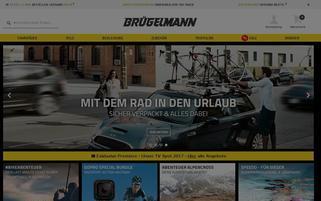 Brügelmann Webseiten Screenshot