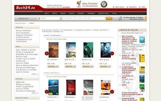 Buch24 Webseiten Screenshot