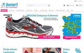 bunert Webseiten Screenshot
