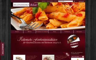 buonissimo-world.de Webseiten Screenshot