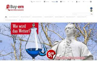 Buy-ern Webseiten Screenshot