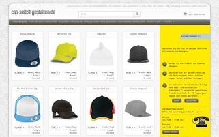 cap-selbst-gestalten.de Webseiten Screenshot