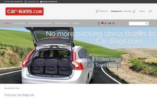 Car-Bags Webseiten Screenshot