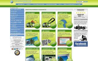 clickandprint Webseiten Screenshot