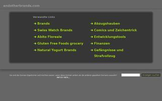 Coast Webseiten Screenshot